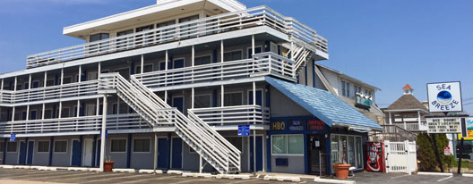 The Sea Breeze Inn is the perfect starting point for a vacation in
